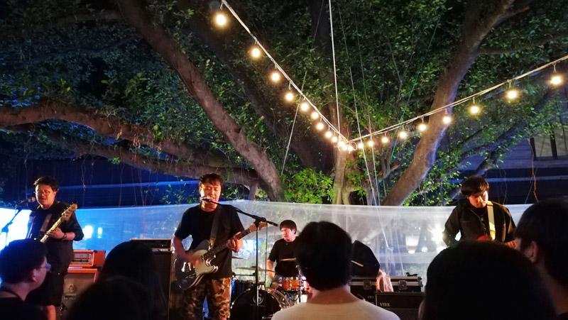 タイのバンド、サウンドランディング Soundlanding