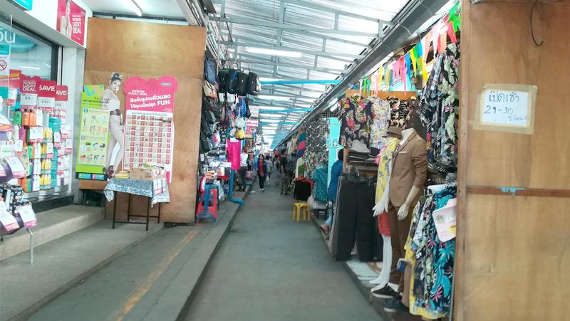クロンサン市場(Market Klongsan Plaza)