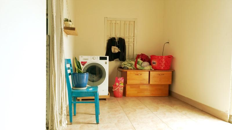 フォトジェニック洗濯機