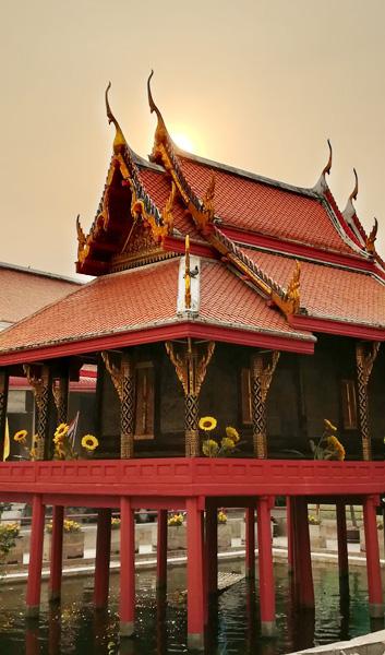 寺っぽい寺